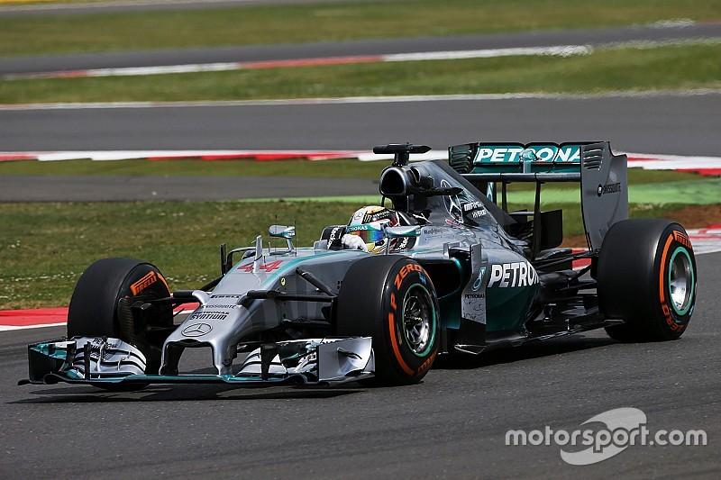 Mercedes привезет на тесты в Сильверстоун машину 2014 года