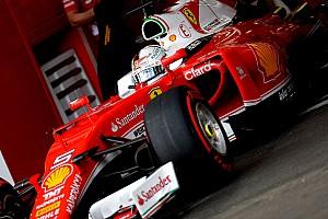 Formule 1 Actualités Vettel pourrait être pénalisé sur la grille en Autriche