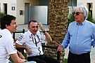 Ecclestone sobre Mercedes:
