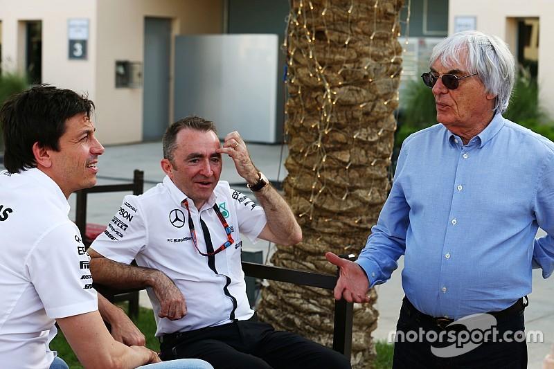 """Ecclestone sobre Mercedes: """"Ganaron dos campeonatos y me jodieron"""""""