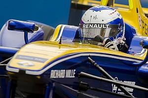 Формула E Отчет о квалификации Прост завоевал поул в Лондоне