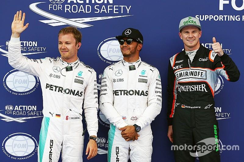Formel 1 Spielberg: Pole-Position für Lewis Hamilton, Nico Hülkenberg Dritter