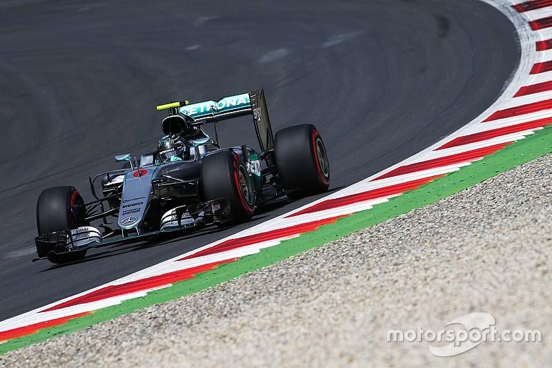 """Rosberg: """"Por desgracia en carrera será complicado"""""""