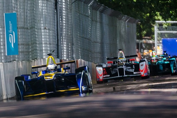 Formel E Formel E London: Prost gewinnt vor Senna