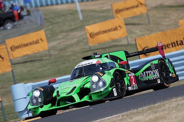 ESM brilla en calificación en Watkins Glen