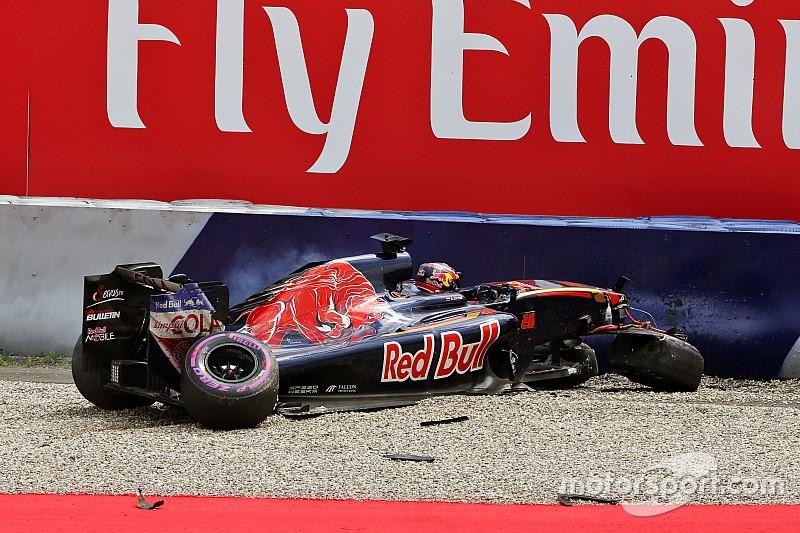 Kvyat krijgt nieuw chassis en begint vanuit de pitstraat
