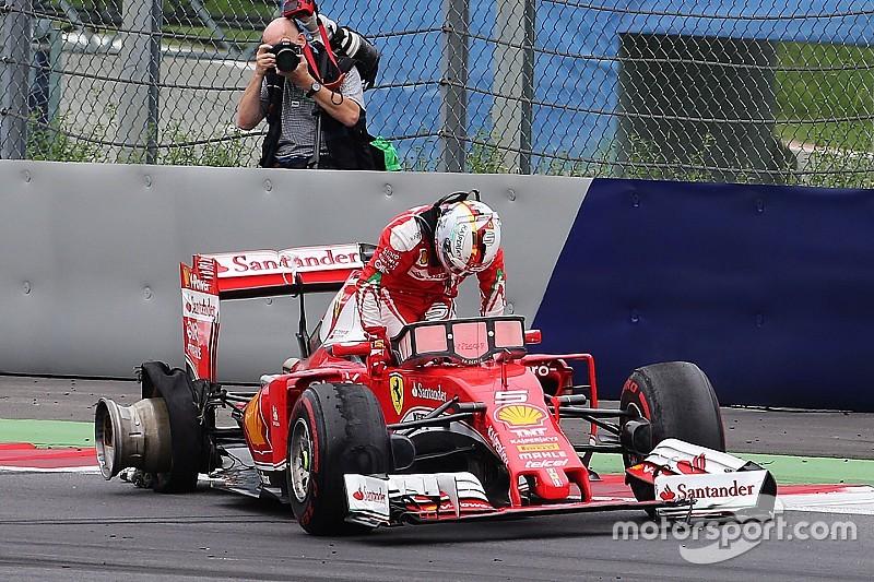 Ferrari захищає свою шинну стратегію на Гран Прі Австрії