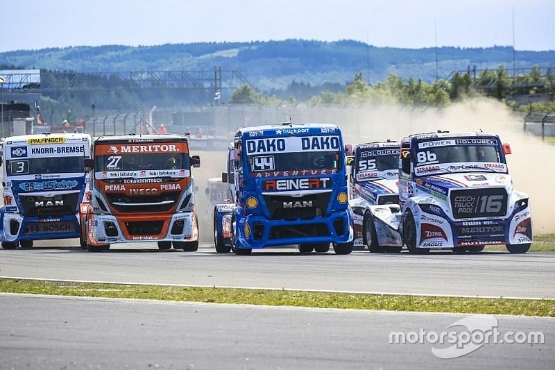 Video: Alle 4 Rennen der Truck-EM am Nürburgring in voller Länge