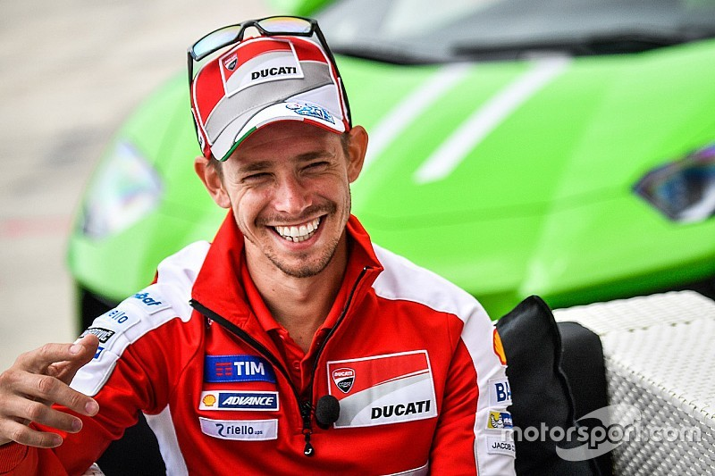 Casey Stoner sluit MotoGP-race op wildcard opnieuw uit
