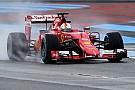 Gomme larghe 2017: il debutto a Fiorano il 2 agosto con la Ferrari SF15-T