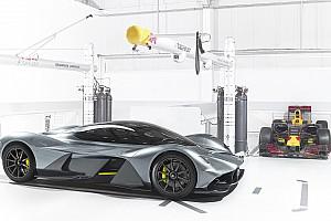 Automotive Nieuws Officieel: Red Bull en Aston Martin presenteren AM-RB 001
