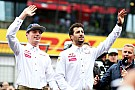 Pese a juventud, Verstappen ha retado a Ricciardo