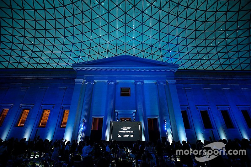 Bildergalerie: Siegergala der Formel E in London
