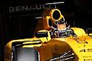 Ocon rijdt eerste vrije training op Silverstone