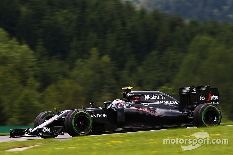 Honda presenta una actualización de motor en Silverstone