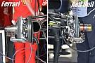 Silverstone: il diverso approccio ai freni di Ferrari e Red Bull Racing