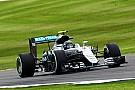 Mercedes jugó a la segura con Rosberg