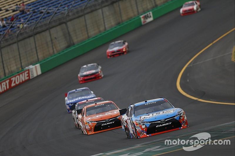 """Kyle Busch dominiert Xfinity-Rennen auf """"neuem"""" Kentucky Speedway"""