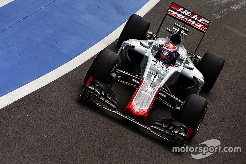 Grosjean quedó cerca de la Q3