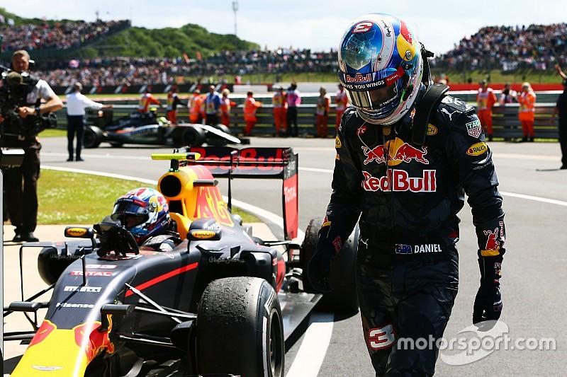 "Ricciardo: ""Geen kans gekregen om te vechten"""