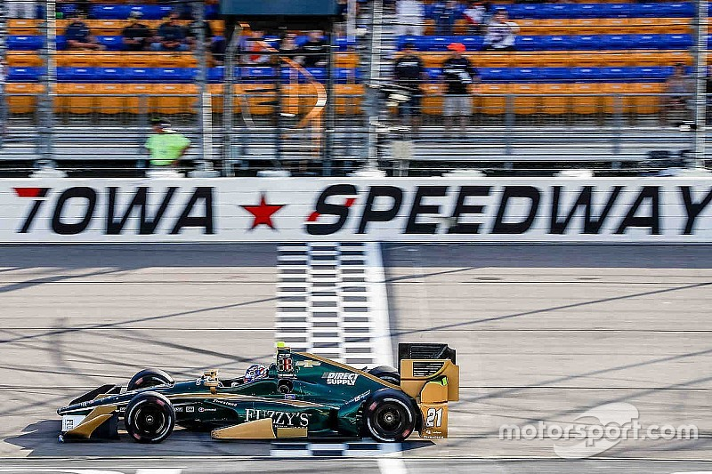 IndyCar-Rekord: Newgarden siegt nach 282 Führungsrunden in Iowa