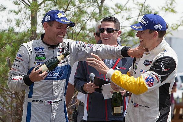 Ford GT logra tercer triunfo al hilo en GTLM