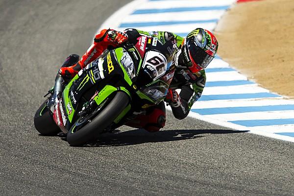World SUPERBIKE Superbike Laguna Seca: Sykes ikinci yarışın galibi, Rea bitiremedi