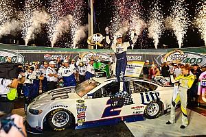 Monster Energy NASCAR Cup Raceverslag Incidentrijke NASCAR-race op Kentucky Speedway