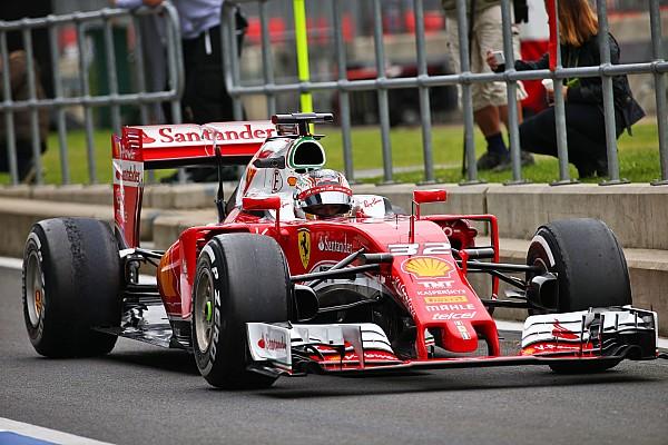 Leclerc contento pese al problema con el motor