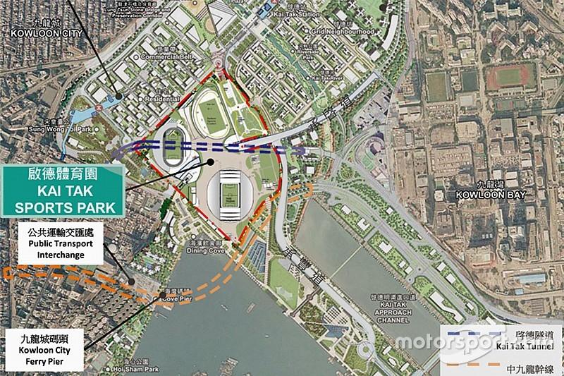 Così Hong Kong pensa a un autodromo permanente