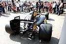 Сімондс: конкуренти отримають величезну перевагу від тестів Pirelli