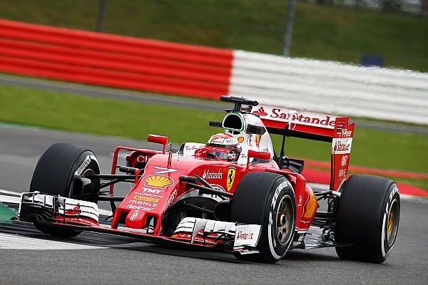 Formel-1-Test in Silverstone: Bestzeit für Ferrari-Pilot Kimi Räikkönen