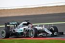 Test di Silverstone: Raikkonen il più veloce, Mercedes stakanovista