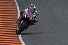 Lorenzo sukkelt met Yamaha: