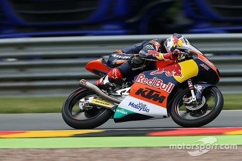 Bo Bendsneyder na P4 in kwalificatie: