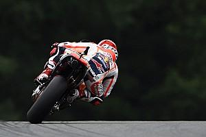 MotoGP Qualifyingbericht Sachsenring: Pole für Marquez, Lorenzo mit zwei weiteren Stürzen