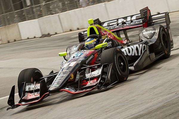 IndyCar Bourdais toma el ritmo en Toronto