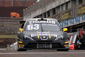 Stock Car Brasil Noticias Girolami clasificó noveno en Cascavel