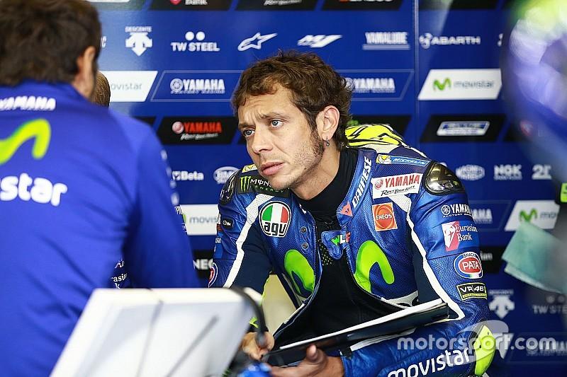 Россі визнає, що був «дуже повільним» після заміни мотоциклу