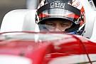 Рознеквист впервые протестирует машину IndyCar