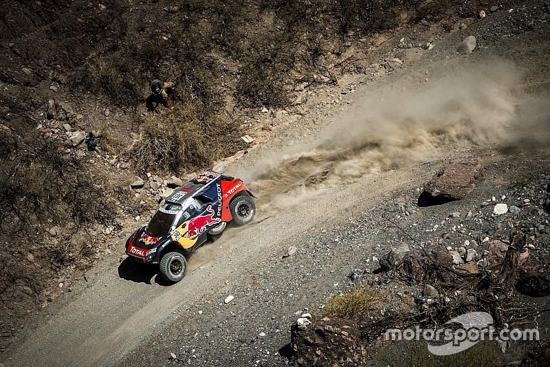 """Carlos Sainz: """"El Dakar me ha hecho un piloto más paciente"""""""