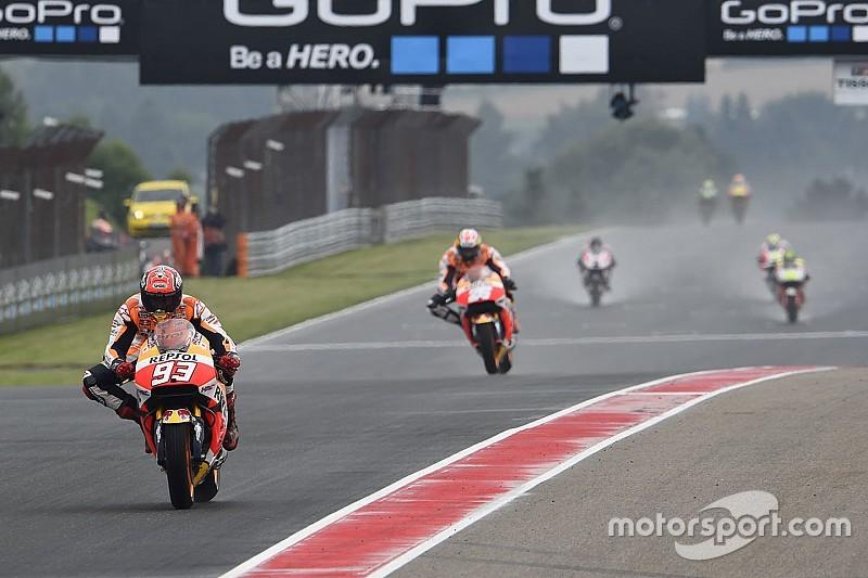 MotoGP-Analyse: Der perfekt ausgetüftelte Sachsenring-Plan von Marquez