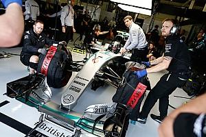 Fórmula 1 Noticias Mercedes probará la caja de cambios de Rosberg en los entrenamientos