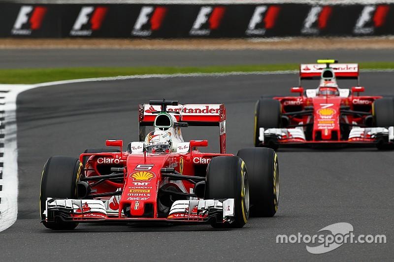 """Vettel: """"No es mi temporada más difícil"""""""