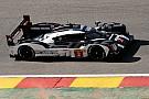Nürburgring WEC: Porsche snelste in eerste training