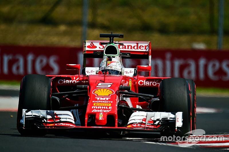 """Vettel: """"No estoy del todo satisfecho con el coche"""""""