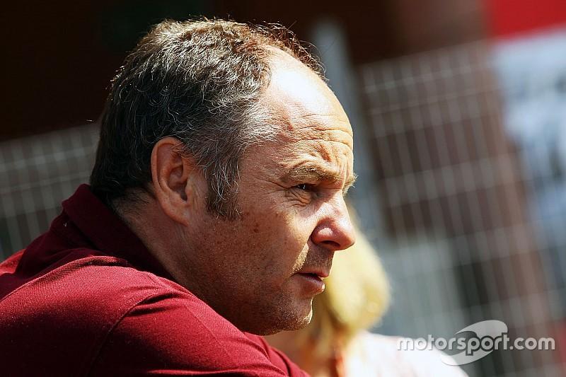 Rosberg agradecido con Berger tras la firma de su nuevo contrato