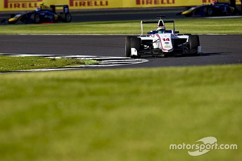 GP3 у Хунгароринзі: Перрі виграв вільну практику