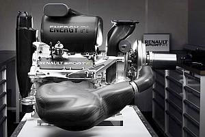 Формула 1 Новость В Renault отложили обновления мотора до 2017 года