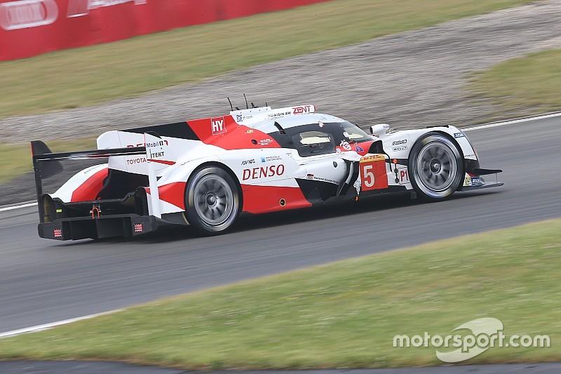"""Davidson: """"Toyota zal beter zijn in de race"""""""